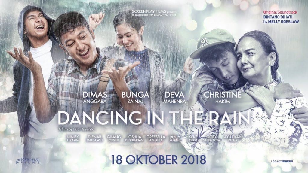 Lagu Bintang Dihati - ost Dancing In The Rain