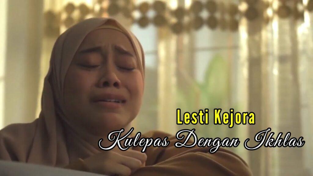 Kulepas Dengan Ikhlas, lagu Lesti Kejora
