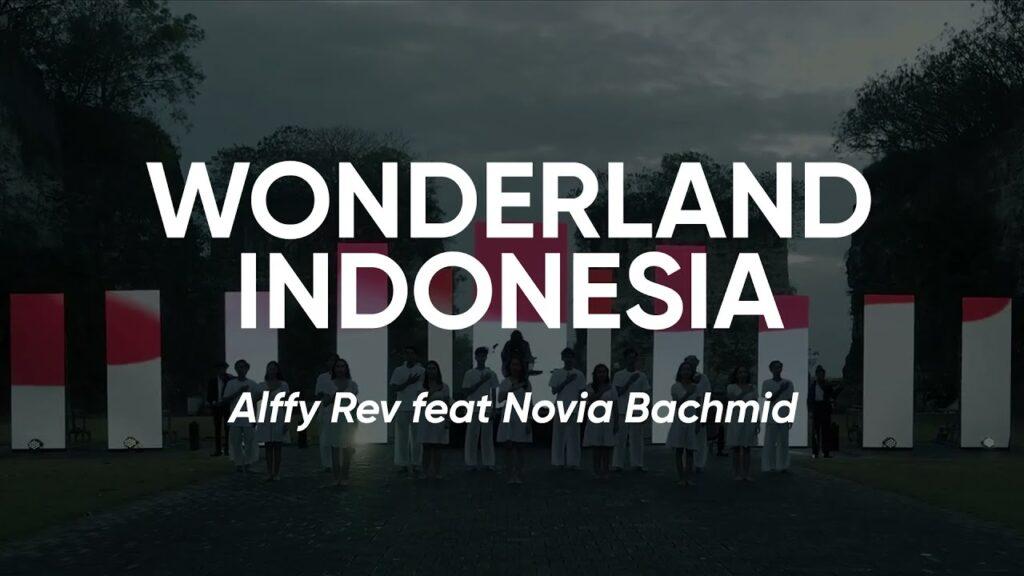 Lagu Wonderland Indonesia