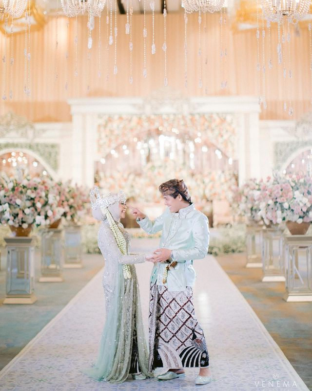 Pernikahan Lesti Billar
