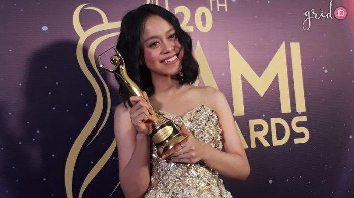 lesti Anugerah Musik Indonesia 2017
