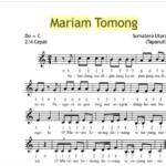 lagu mariam tomong